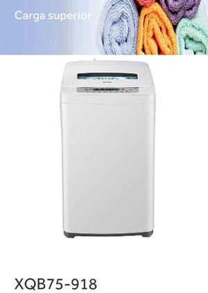 Lavadora Automatica 7 Kilos