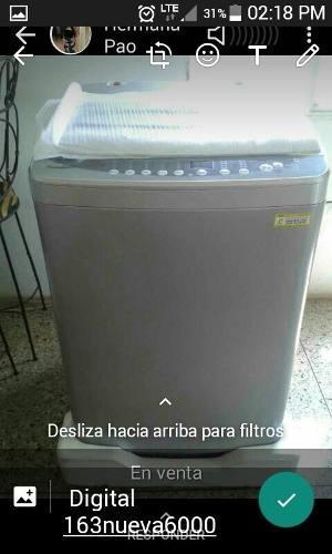 Lavadora De 12 Kilos