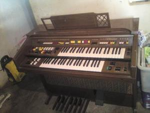 Organo Yamaha Electone Modelo B75n Clasico Vintage