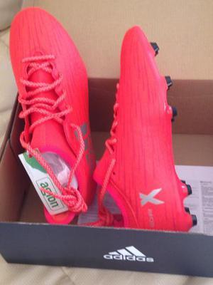 Zapatos De Tacos adidas Para Fútbol Modelo X16.3