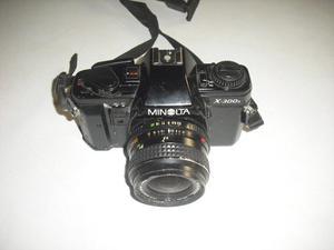 Camara Minolta X300s