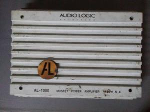 Planta Amplificadora De Audio 150w Para 4 Vias (negociable)