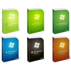 Windows 7 Todas Las Versiones