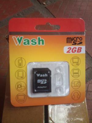 Adaptador Wash Para Micro Sd No Incluye Memoria