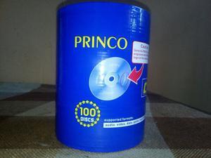 Cd Virgen Princo Maxell 100%original Torre De 100