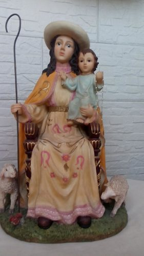 Escultura Divina Pastora (45 Centimetros)