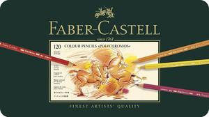 Faber Castell 120 Colores Polychromos Profesionales