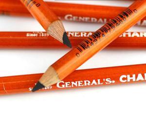 Lapices De Carboncillo Generals Charcoal 2b Y 4b
