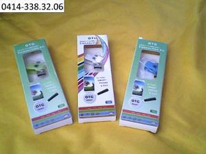 Lector De Memoria Otg Micro Sd Y Mini Micro Sd, Alta Calidad