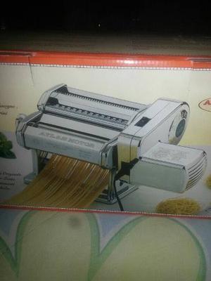 Maquina Para Hacer Pasta Con Motor Electrico Marcato.nueva.