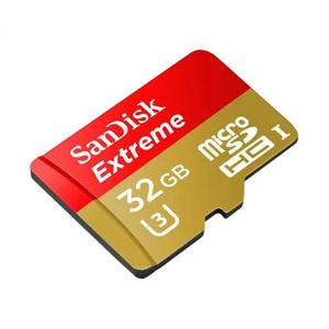 Memoria Sandisk Micro Sd 32 Gb Clase 10 Extreme 90mbs
