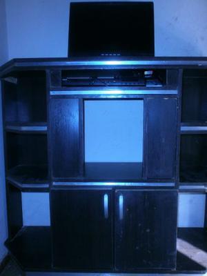 Mueble Usado Para Equipo De Sonido Y Tv