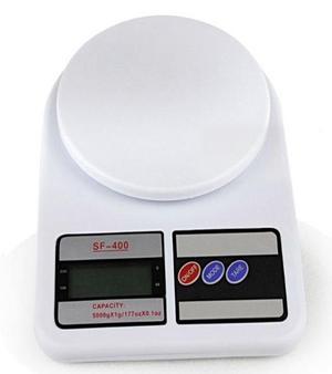 Peso Balanza De Cocina Digital 7 Kg
