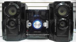 Vendo Equipo De Sonido Panasonic Nuevo