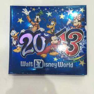 Album De Fotos De Mickey Mouse (Parques Disney) - Nuevo