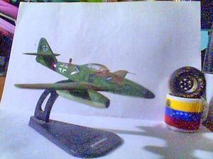 Avión De Colección Italery De Hierro Me-262 Schwalbe