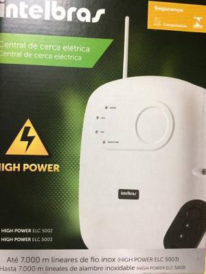 Energizador Para Cerco Eléctrico Interbras Incluye Control