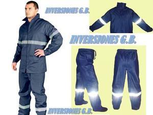 Impermeable Pantalon Chaqueta Capucha Poncho Motorizado