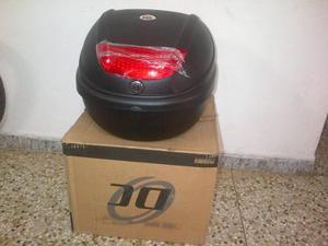 Maleta Para Moto 30 Lt Nueva De Paquete En Su Caja