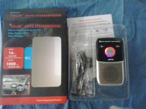 Manos Libres Speaker Bluetooth