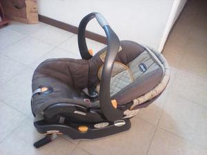 Silla De Bebe Para Carro Marca Chico (usado)