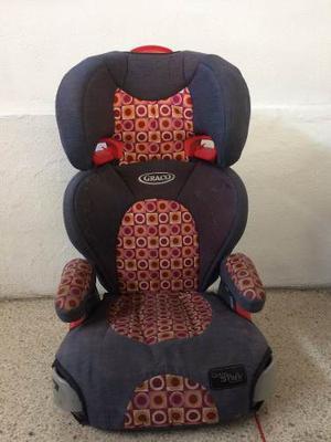 Silla Porta Bebe De Carro Para Niños Marca Graco