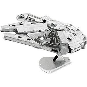 Star Wars - Maqueta De Metal 3d Halcón Milenario