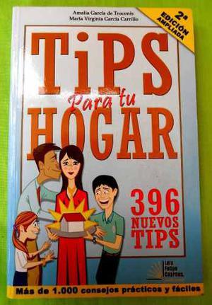 Tips Para Tu Hogar Libro Físico (nuevo) Envío Gratis