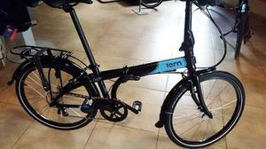 Bicicleta Tern Modelo Link D8 Vendo O Cambio Por Bicicleta.