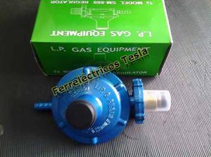 Regulador De Gas Doméstico 18kg Y 43 Kgr