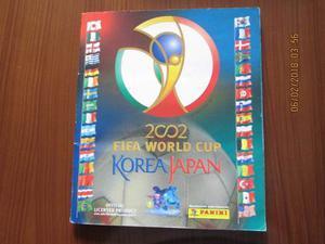 Album Panini Mundial De Futbol