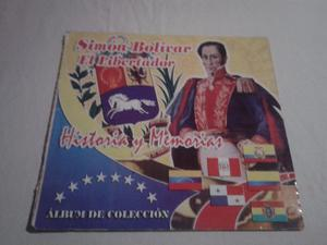 Album Simon Bolivar, El Libertador, Historia Y Memorias