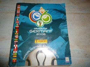 Albun Copa Mundial Alemania, , Panini, Completo