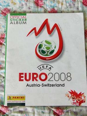 Albun Panini Eurocopa