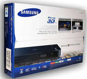 Bluray Samsung Smartv,3d,wifi,netflix-bd-h Nuevo 100%