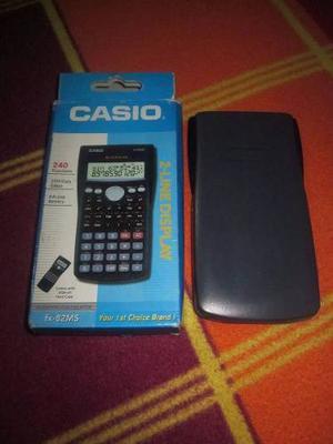 Calculadora Cientifica Casio Fx 82ms