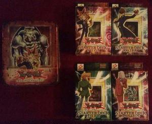 Cartas Deck Yugioh Originales Konami Coleccion Completa