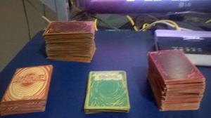 Cartas Yu Gi Oh (317 Cartas)