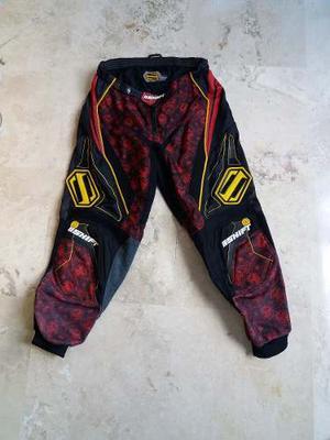 Pantalon Para Motocross/enduro Marca Shift Talla 34