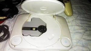 Playstation 1 Slim En Perfecto Estado