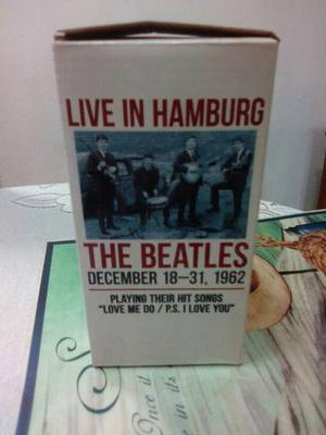 Vaso Termico Edicion Especial De Los Beatles - Nuevo