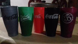 Vasos Plasticos De Cocacola, Chinotto, 20 Mil/und