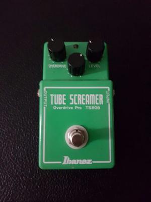 Vendo Ibanez Tube Screamer Ts 808 Mod.