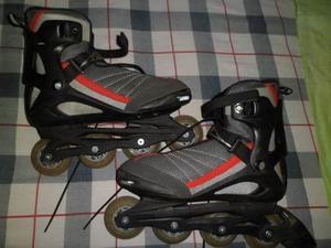 Vendo Patines Rollerblade Originales (poco Uso) Tallla 43