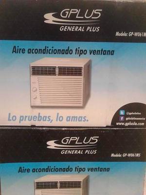 Aire Acondicionado De Ventana De 600 Btu 110v Nuevo