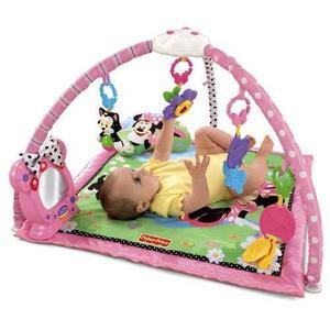 Alfombra Baby Gym Disney Minnie Fisher Price