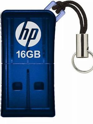 Pendrive Hp Usb 2.0 De 16 Gb. Nuevo Y En Su Blister