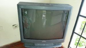 Televisor (usado) Sony Trinitron 27 Pulgadas, En Buenas Con