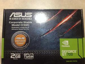 Geforce Assus De 2gb Ddr3 Gt 720 O Cambio Por Iphone 5s