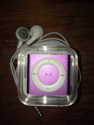 Ipod Shuffle Morado 4ta Generación